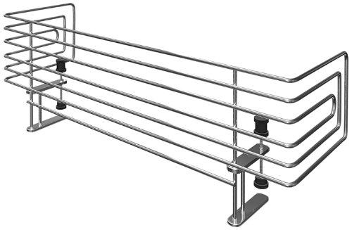Reer Stove Guard chromium in stainless steel design 2010