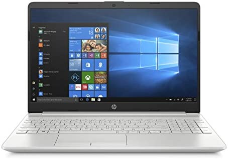 "HP – PC 15-dw2008nl Notebook, Intel Core i7-1065G7, RAM 12 GB, SSD 128 GB, SATA 1 TB, NVIDIA GeForce MX330 2 GB, Windows 10 Home, Schermo 15"" FHD IPS, Lettore Micro SD, HDMI, USB-C, RJ-45, Argento"