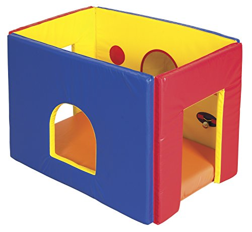 ECR4Kids SoftZone Discovery Play Cube by ECR4Kids