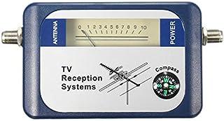REFURBISHHOUSE Tv Antenne Finder Antenne NumÉRique Terrestre Signal MÈTre Pointeur TV Satellite RÉCepteur