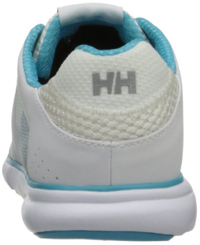 Helly Hansen Damen Ahiga Outdoor Fitnessschuhe Blanco / Turquesa