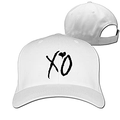 The Weeknd Logo Baseball Trucker Hats Snapbacks Fitted Caps