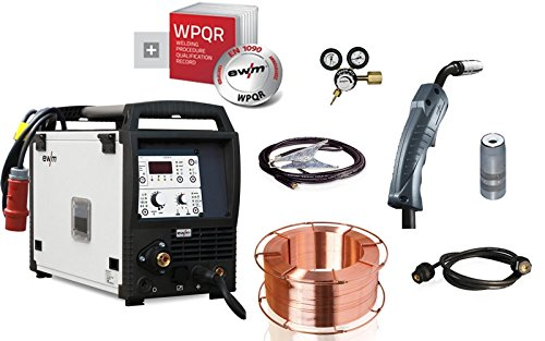 EWM WE ARE Welding EWM picomig 305 D3 Pulso Soldador inverter + Speed Cristal 100 V: Amazon.es: Industria, empresas y ciencia