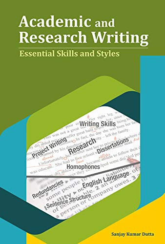 Academic and Research Writing: Essential Skills and Styles