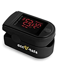 Acc U Rate Pro Series 500DL Fingertip Pulse Oximeter Blood Ox...