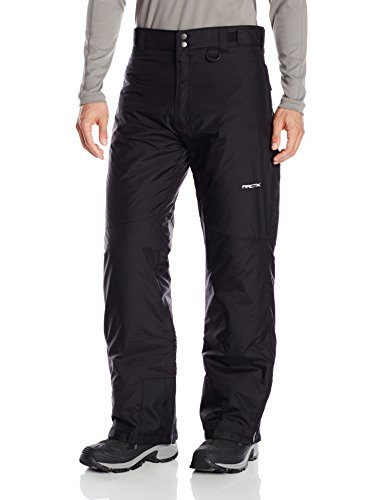 Arctix Men's Essential Snow Pants, Black, Large/Tall (Snow Pants Clearance compare prices)