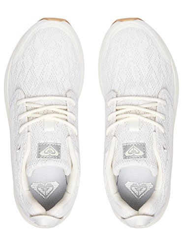 ARJS700124 Blanc Baskets Session Set Roxy Femme White 0gxpIwfw