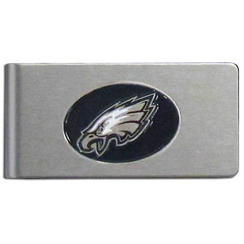 Philadelphia Eagles Clip (NFL Philadelphia Eagles Brushed Money Clip)