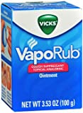 Vicks VapoRub Ointment - 3.5 oz, Pack of 2
