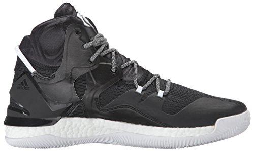 adidas Performance Herren D Rose 7 Basketballschuh Schwarz / Weiß / Schwarz 1