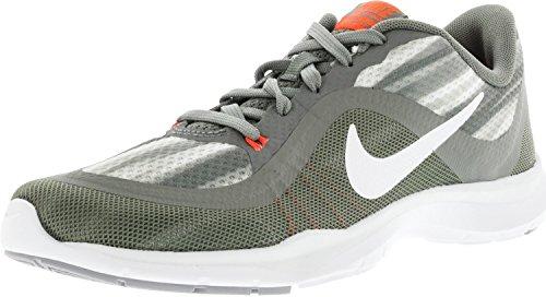 Nike Womens Flex Trainer 6 Scarpe Da Allenamento Con Stampa Sneakers Da Ginnastica Anthrct / Pr Pltnm-sprt Gry-ttl
