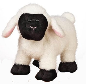 Webkinz Plush Stuffed Animal Sheep Lamb from GANZ