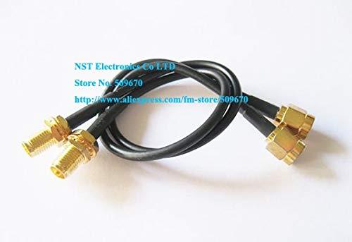 Ochoos - Antena de alta calidad RP-SMA cable coaxial para router ...