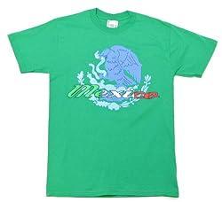 Fifa World Cup Mexico Green Soccer T-Shirt