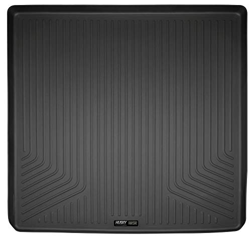 Husky Liners Fits 2015-19 Cadillac Escalade, 2015-19 Chevrolet Tahoe, 2015-19 GMC Yukon Cargo Liner Behind 2nd Seat