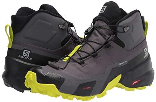thumbnail 8 - Salomon Cross Hike Mid GTX Hiking Boots Mens - Choose SZ/color