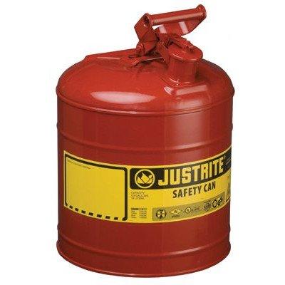 19l Safe (Justrite - Type I Safety Cans 5G/19L Safe Can Grn: 400-7150400 - 5g/19l safe can grn)