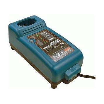 Amazon.com: Makita DC1414 Cargador de batería: Home Improvement