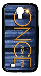 Once Upon A Time Logo Customized Hard Shell Black Samsung Galaxy S4 I9500 Case By diycenter Your Best Choice
