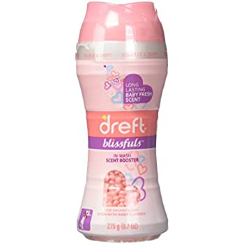 Amazon Com Dreft Blissfuls In Wash Scent Booster Baby