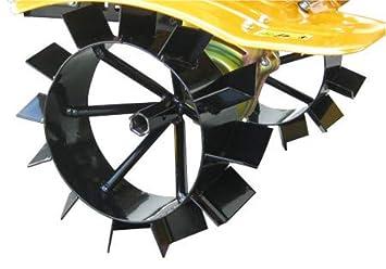 Ayerbe - Kit ruedas metalicas motoazadas: Amazon.es: Bricolaje y ...