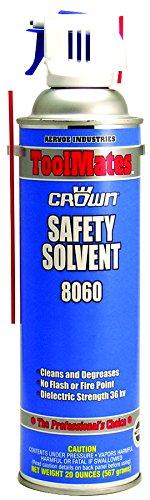 SEPTLS2058060 - Aervoe Industries Crown Safety Solvent NF - 8060