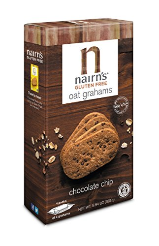Nairns Nairns Gluten Free Stem Ginger and Oatmeal Cookies, 5.64 Ounce