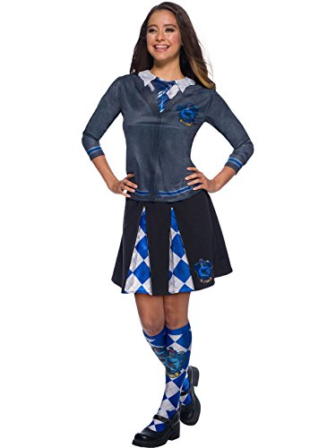 Ravenclaw Costumes For Adults - Rubie's Adult Harry Potter Costume Skirt,