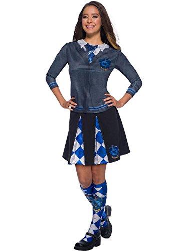 Rubie's Adult Harry Potter Costume Skirt, Ravenclaw -