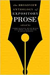 Download The Broadview Anthology Of Expository Prose Ebooking