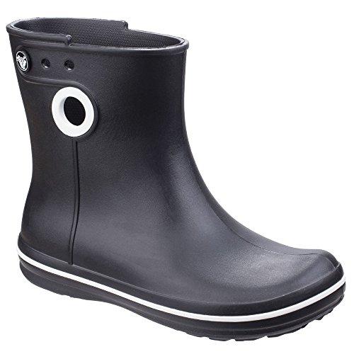 Black Jaunt Boots Crocs Womens Ladies Shorty PW8EPXxwqz