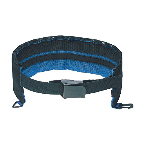 - Innovative Cordura Soft Lead Weight Pocket Weight Belt (5 Pockets)