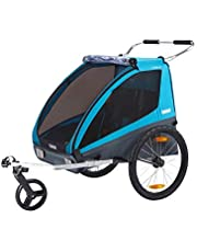 Thule 10101806 Coaster Xt Bike/Pushchair Included Blue