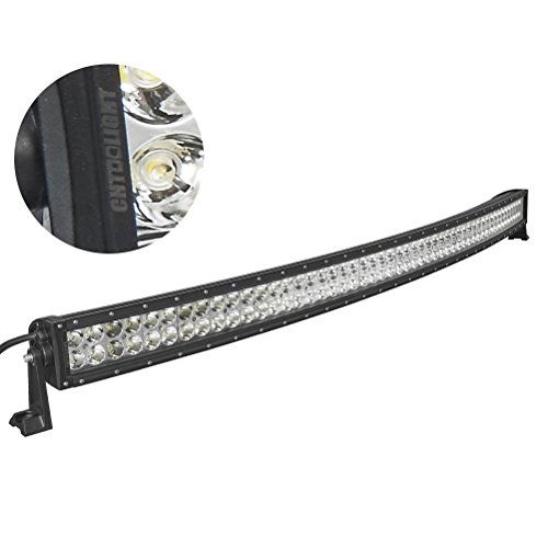 52inch Curved Led Work Light Bar CHTOOLIGHT Offroad /Truck Spot Beam 300W