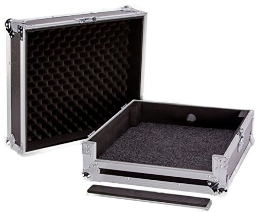 (DEEJAYLED Flight Road Case for Mackie CFX20MKII Pro Similar Mixers Materials with Outstanding Reliability All-Around Protection for Your Equipment (TBHDJMTOUR1LT))