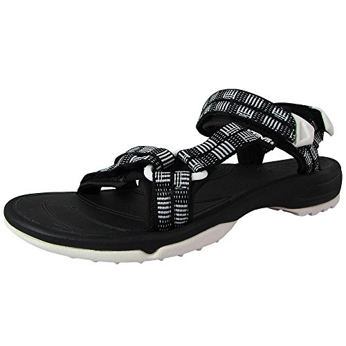Sports Atitlan amp; Women's W's White Black Sandals Fi Teva Terra Outdoor Lite BfTqwT1ax
