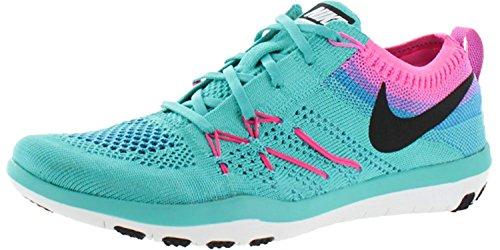 5 Free 38 Blast Transform Shoes EU Training Flyknit Nike 5 B B Black Womens UK M Jade Hyper Pink M 5aPxqRF