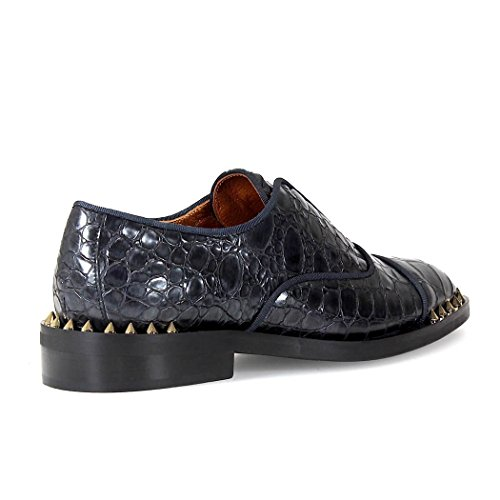 RAS CLOSED SHOE CROCO PRINT 8068
