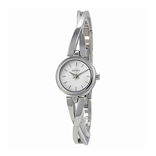 DKNY White Dial Stainless Steel Ladies Watch NY2169