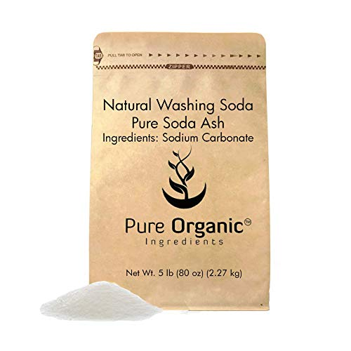 Natural Washing Soda (5 lb.) Cruelty Free