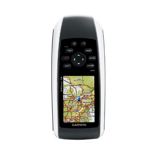 Garmin International GPSMAP And 78 Marine Handheld GPS by Garmin