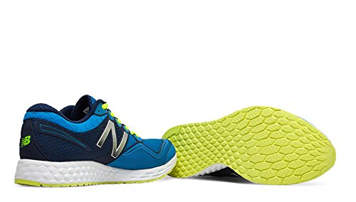 New Balance Fresh Foam Zante - Zapatillas de running para hombre Blue with Navy & Yellow