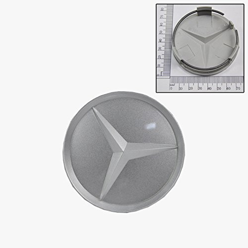 Mercedes-Benz Wheel Center Hub Cap Cover Genuine OE 66470203 MERCEDES-BENZ GENUINE ORIGINAL