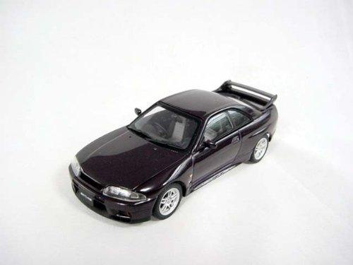 - NISSAN Skyline GT-R R33 (Late Production Type) (Purple)