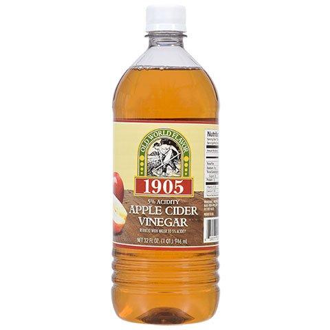 Old World Flavor 1905 Apple Cider Vinegar (32 Fl. Oz.)