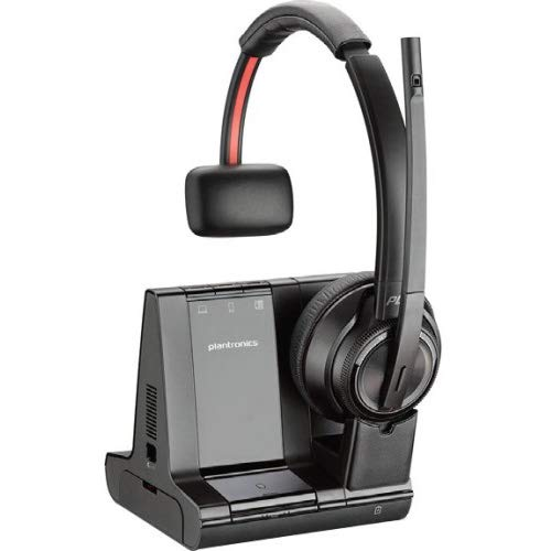 Plantronics Savi 8200 Series Wireless Dect Headset System