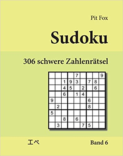 Sudoku | Read Any Book Online Free No Download