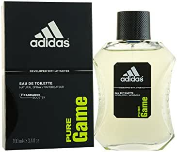 Adidas Pure Game By Adidas Edt Spray 3.4 Oz (developed With Athletes) (men)