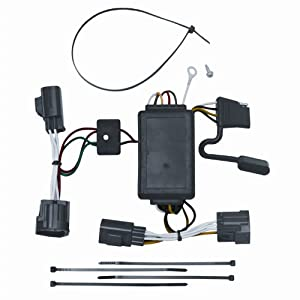 41kWSNu4TZL._SY300_ amazon com vehicle to trailer wiring harness connector for 07 dodge nitro trailer wiring harness at bakdesigns.co