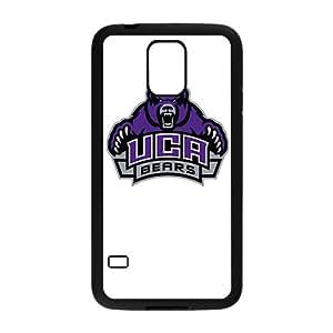 NCAA Central Arkansas Bears Primary 2009 Black Phone Case for Samsung Galaxy S5